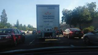 How To Steal Gasoline Codes Off Walmart Trucks For Free Gas. Very Dangerous!!!! Part 8