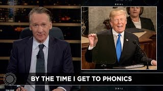 New Rule: Sub-Literate America | Real Time with Bill Maher (HBO)