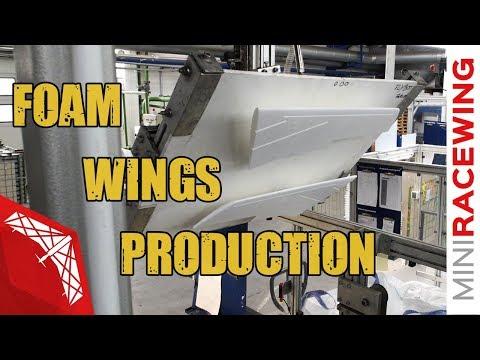 miniracewing--foam-wings-production