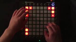 Chainsmokers-Roses Launchpad Pro Cover