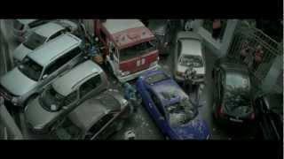 Социальная реклама Неправильная парковка