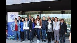 """""""Mesdames Franchissez la Barrière"""" le 9 mars 2019 au Z5 d'Aix"""