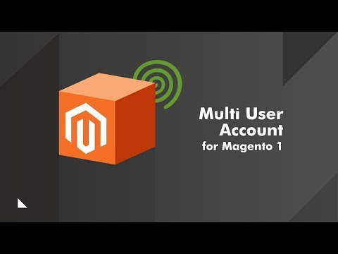 How to Create & Manage a Multi-User Account in Magento®