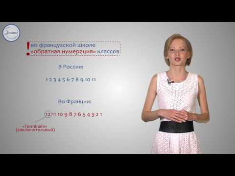 Отличия французской школы от русской