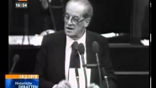 Helmut Kohl Vs. Herbert Wehner Teil 4/4