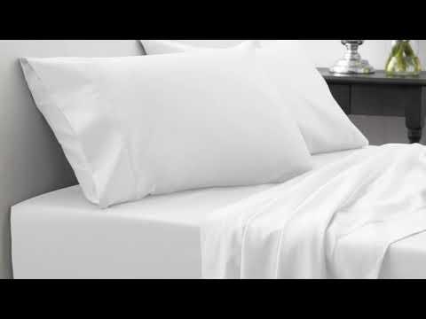 Hotel Luxury Linen Collection Mattress Pad