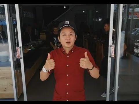 Kemas Pake Z Grand Opening Bakso Malang Mantap Kali Kampung Bintang Pangkalpinang, Bangka Komplit