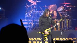 STRYPER LIVE 2016  ((  SING ALONG SONG & HOLDING ON  ))