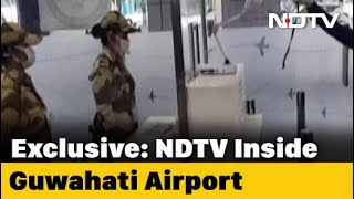 New Rules For Air Travel: NDTVs Ground Report From Guwahati Airport