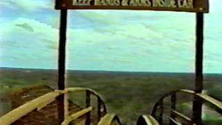 The Beast (Kings Island) - March 1979 full-circuit POV (no helix tunnel!) / TV advert