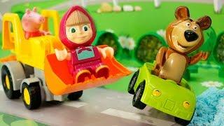 Маша и Медведь новые серии Свинка Пеппа новые серии - Пеппа вор. Новые мультики для детей. Видео