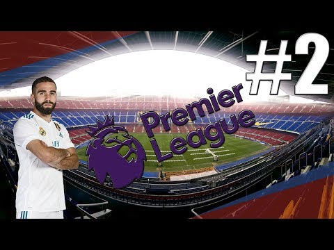 FIFA 18   Barcelona V Premier League!?   21 střel-0 gólů+Posilnění Obrany?   #2   CZ/SK