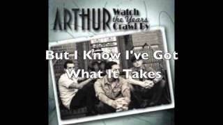 "Arthur -""Thought A Lot"""