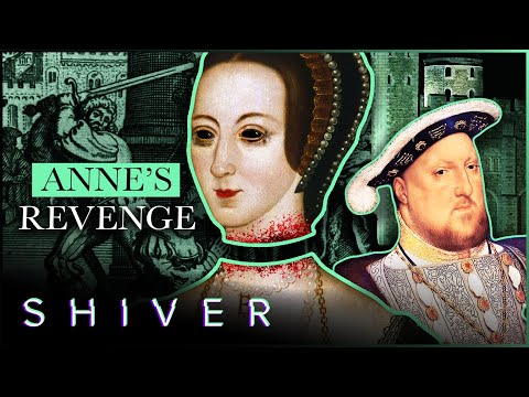 The Headless Ghost Of Anne Boleyn