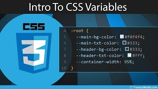 CSS Variables Tutorial (CSS Custom Properties)