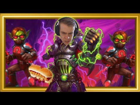 Hotdog Warlock Is Back & Super Strong!