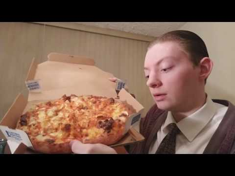 Domino's Buffalo Chicken Pizza – Food Review