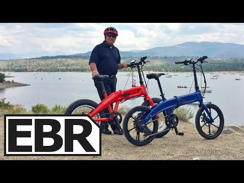SONDORS Fold Sport Video Review – $1k Folding Electric Bike, Hidden Battery, Sturdy Cast Rims