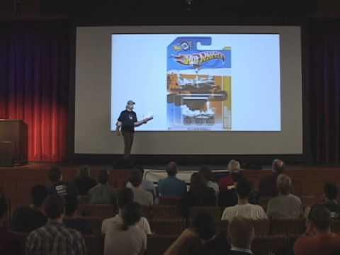 Curiosity is Cheap T-5 Talk at SpaceUp LA