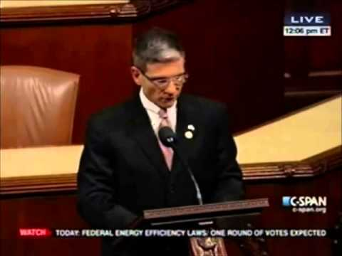 Dr. Rosenberg Recognized on the House Floor