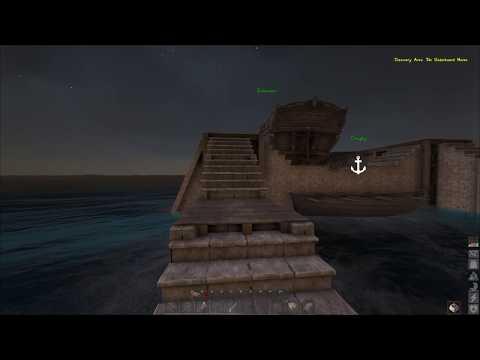 Building a Cargo Schooner Right! | S1Ep2 | ATLAS - смотреть