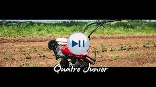 Мотоблок Pubert Quatro Junior V2 65B TWK+