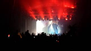 Sun and Moon by Above & Beyond at Creamfields 2014 HD