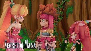 videó Secret of Mana