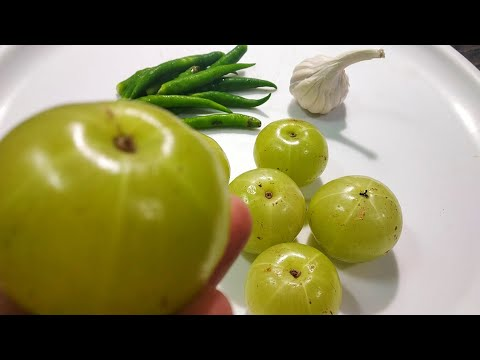 अगर आप इस तरीके से आंवला की चटनी बनाना सीख गए तो आप किलो किलो आंवला खा जाओगे। Amla chutney recipe.
