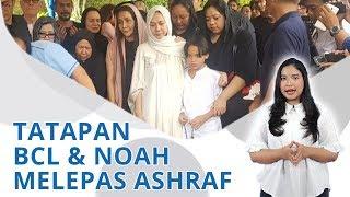 Wiki Trends - Tatapan BCL dan sang Anak Melepas Kepergian Ashraf Sinclair untuk Selamanya