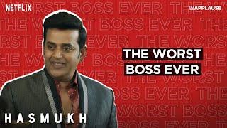 Worst of Ravi Kishan   Hasmukh   Netflix