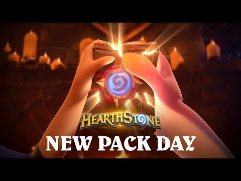 Animated Short: New Pack Day on June 13!