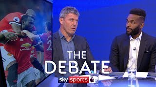 Is the PL title heading to Manchester? | Darren Bent, Andy Townsend & Ollie Holt | The Debate