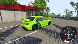Kaza Yapma Oyunu │ BeamNG.drive