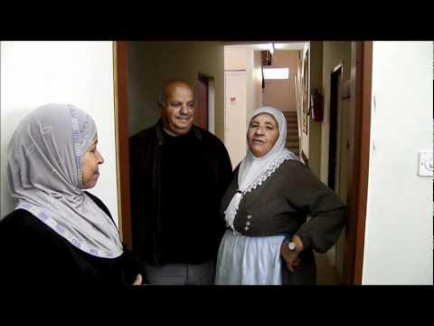 مع الختياريه في بيت المسن دير الاسد