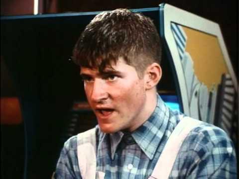 Arcade Lights Made Michael J Fox's Hair Look Magnificent