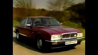 Buying a used Jaguar XJ - Top Gear - BBC TV 1994