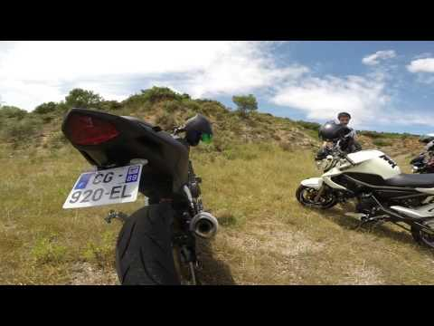 Trailer - Summer Rider 2016 - South riders