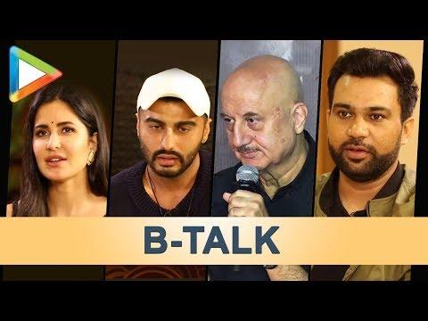 B-Talk | Katrina's favourite Films of Salman Khan | Arjun's Question for SRK | Priyanka Chopra