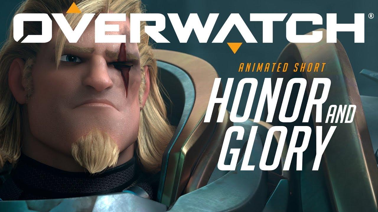 VIDEO - Nuovo Corto Animato - Honor and Glory