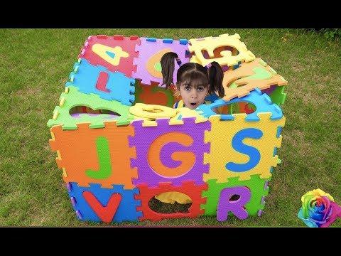 ABC Song | Learn English  Alphabet for Children Nursery Rhyme Songs