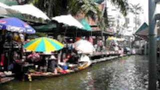 preview picture of video 'Floating Market'