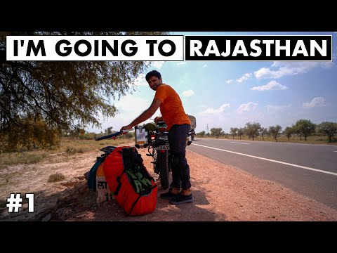 Download BACK TO TRAVELING AFTER 8 MONTHS - Exploring Rajasthan HD Mp4 3GP Video and MP3