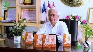 PGS TS Nguyễn Thượng dong viện trưởng dược liệu nói về cà gai leo thái hưng