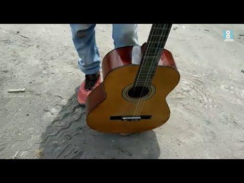 La historia de Bryan: la guitarra que siempre sonará en sus recuerdos