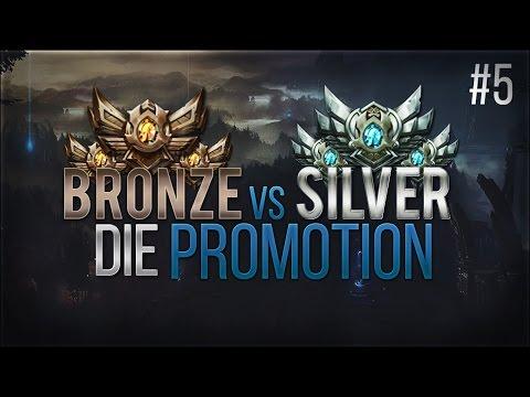 Bronze vs Silver! Die Promotion #5 [League of Legends] [German/Deutsch]