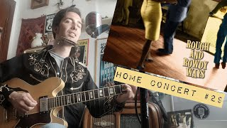 Bob Dylan: Rough And Rowdy Ways / Home Concert #29