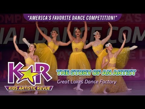 """The Story Of An Artist"" from Great Lakes Dance Factory"