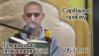 05.12.2016 Технологии отклонений день 1 Е.М. Сарвагья дас