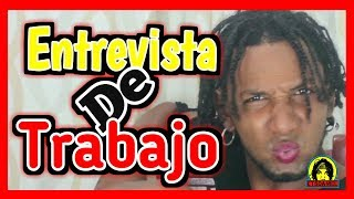 Ets Daniel - Entrevista de Trabajo (Humor Dominicano)